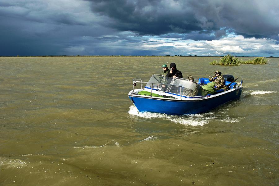 Il delta del Danubio