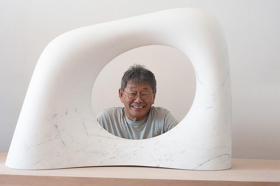 Le sculture di Kan Yasuda